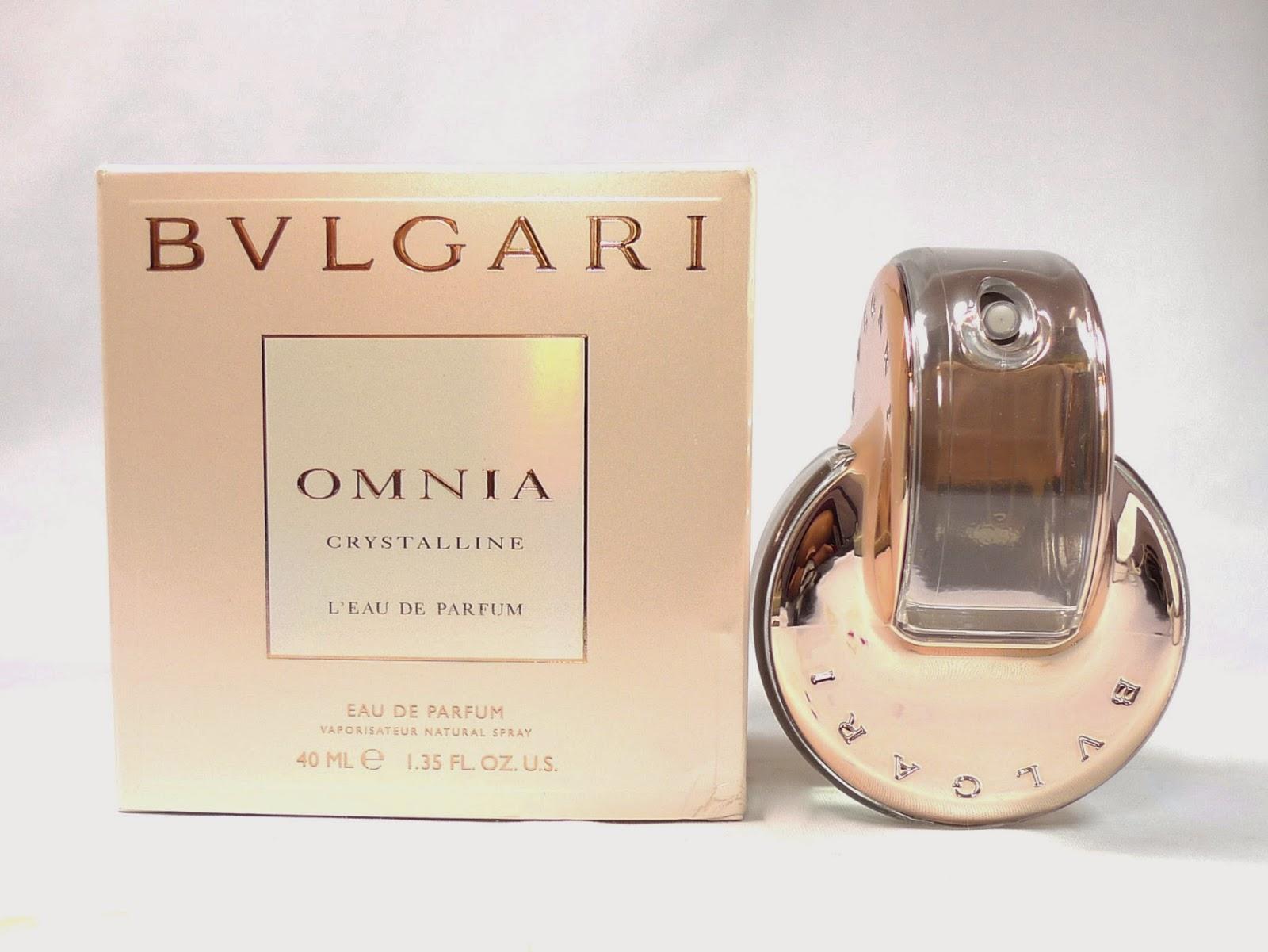 Bvlgari Omnia Crystalline Leau De Parfum Review The Beauty Junkee