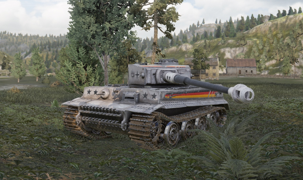 Indoor Man: World of Tanks Console Tiger 1 Hammer Review and