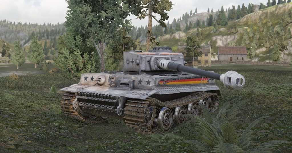 Indoor Man: World of Tanks Console Tiger 1 Hammer Review