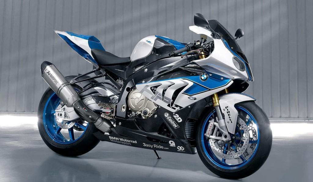 Wallpaper HD Sepeda motor sport BMW S1000R