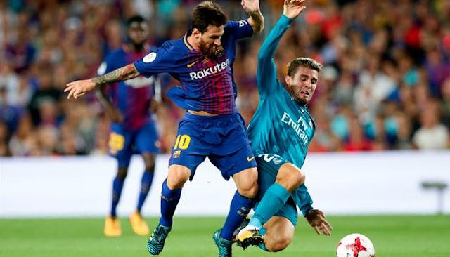 Real Madrid vs Barcelona en vivo hoy 16 agosto