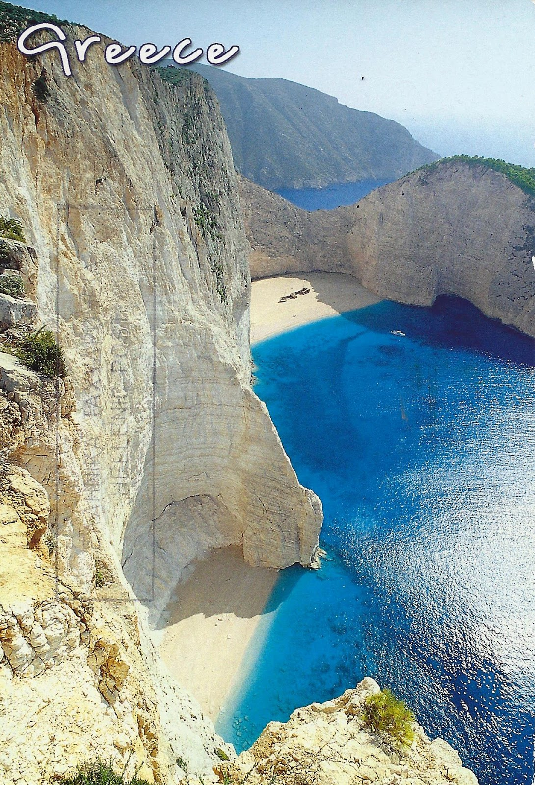 A Journey Of Postcards: Zakynthos Island