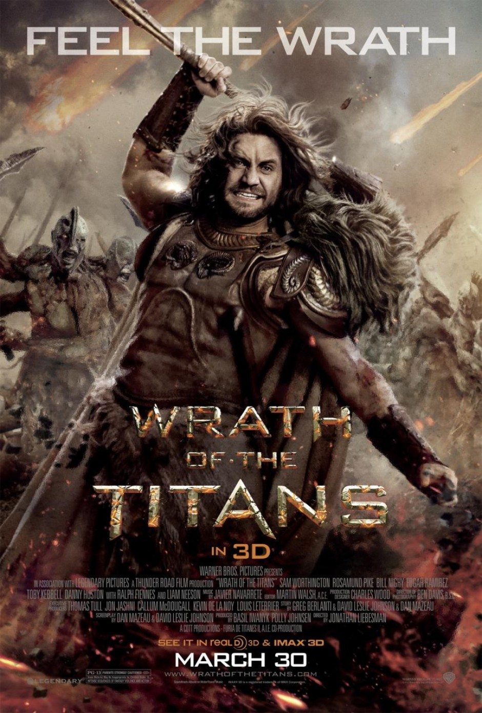 hollywood Free Download Movies: Wrath of the titans 2012 ...