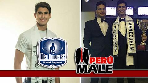 Men Universe Model Margarita Island 2018