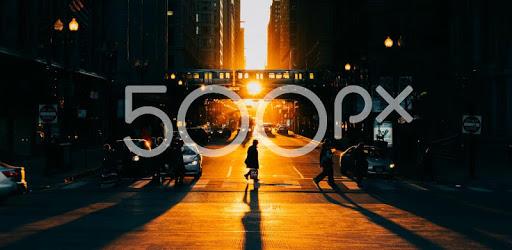 تحميل تطبيق 500px - Discover great photos