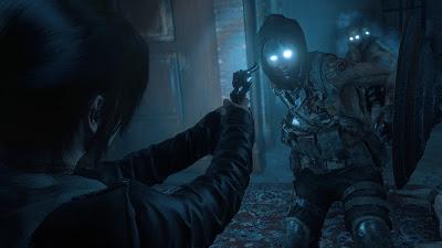Tomb Raider - Lara's Nightmare