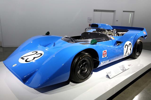 Nissan Μουσείο Αυτοκινήτου Petersen