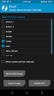 TWRP 3.0.2 Recovery For Gionee S6