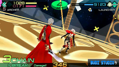 Fate / Extra CCC PSP PPSSPP 2