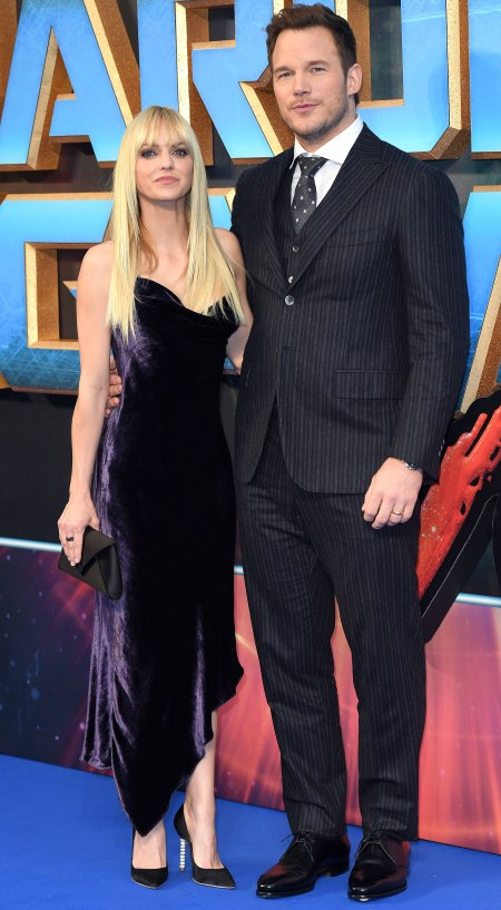 Chris Pratt and wife Anna Faris announce separation after 8 years of marriage