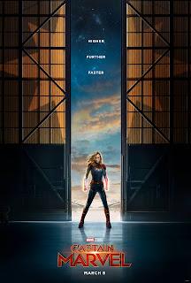 Captain Marvel - Poster & Trailer