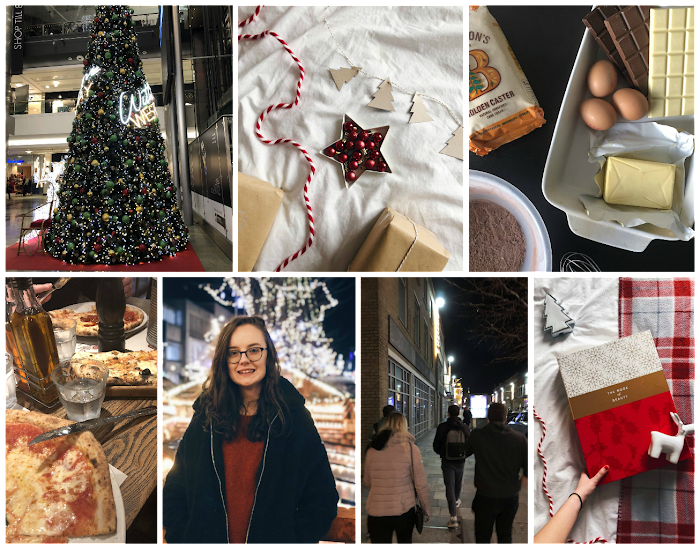 A lifestyle roundup of my week at university featuring all I've bought, watched, eaten, seen and been up to. Featuring the Christmas markets, the best brownies and eco-friendly gift wrapping.