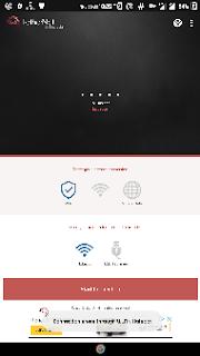 TetherNet-VPN Tethering