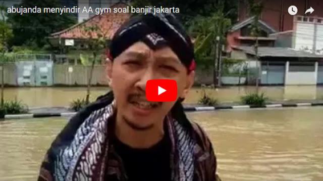 Habis Olok-olok Aa Gym, Akun Facebook Abu Janda Tumbang