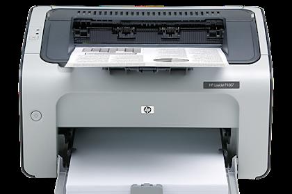 Descargar Driver Impresora HP LaserJet P1007