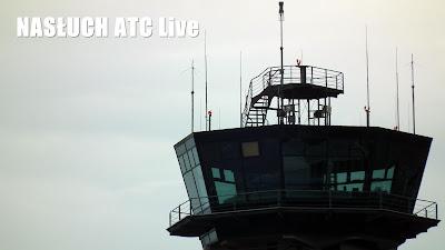 Nasłuch samolotów i wieży kontroli lotów ATC Live.