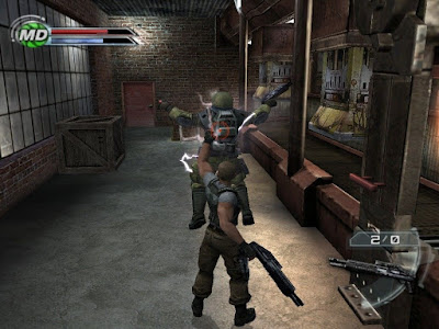 Download Game Psi Ops The Mindgate Conspiracy - Ronan Elektron
