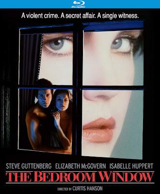 The Bedroom Window 1987 Blu Ray