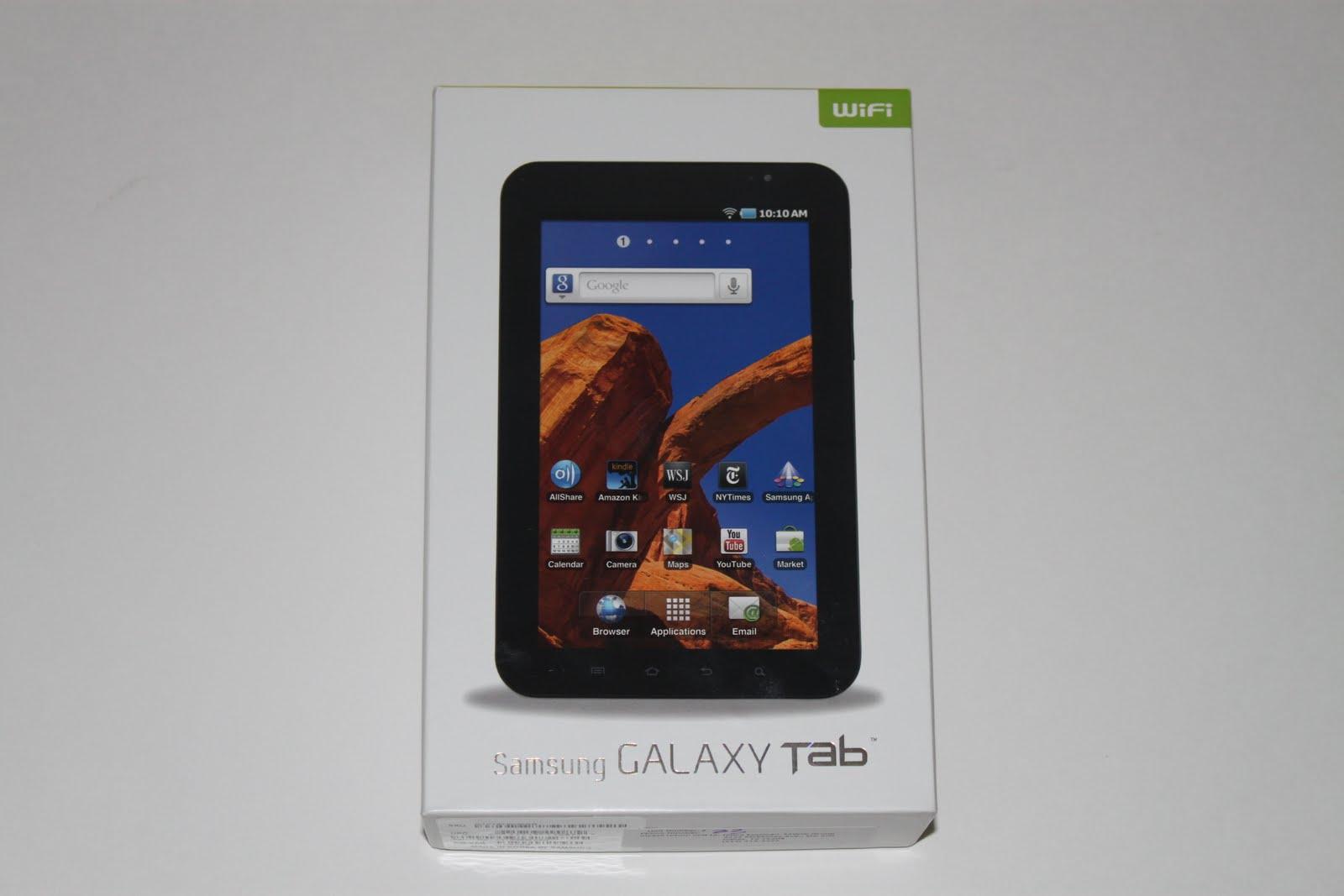 Stereowise Plus: Samsung Galaxy Tab 7 and Galaxy Tab 10 1