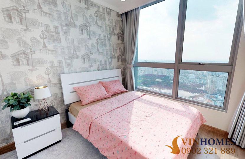 Vinhomes Central Park cho thuê bao phí căn hộ 3PN tầng cao L4 - hinh 7