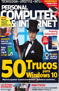Personal Computer Internet Octubre 2017