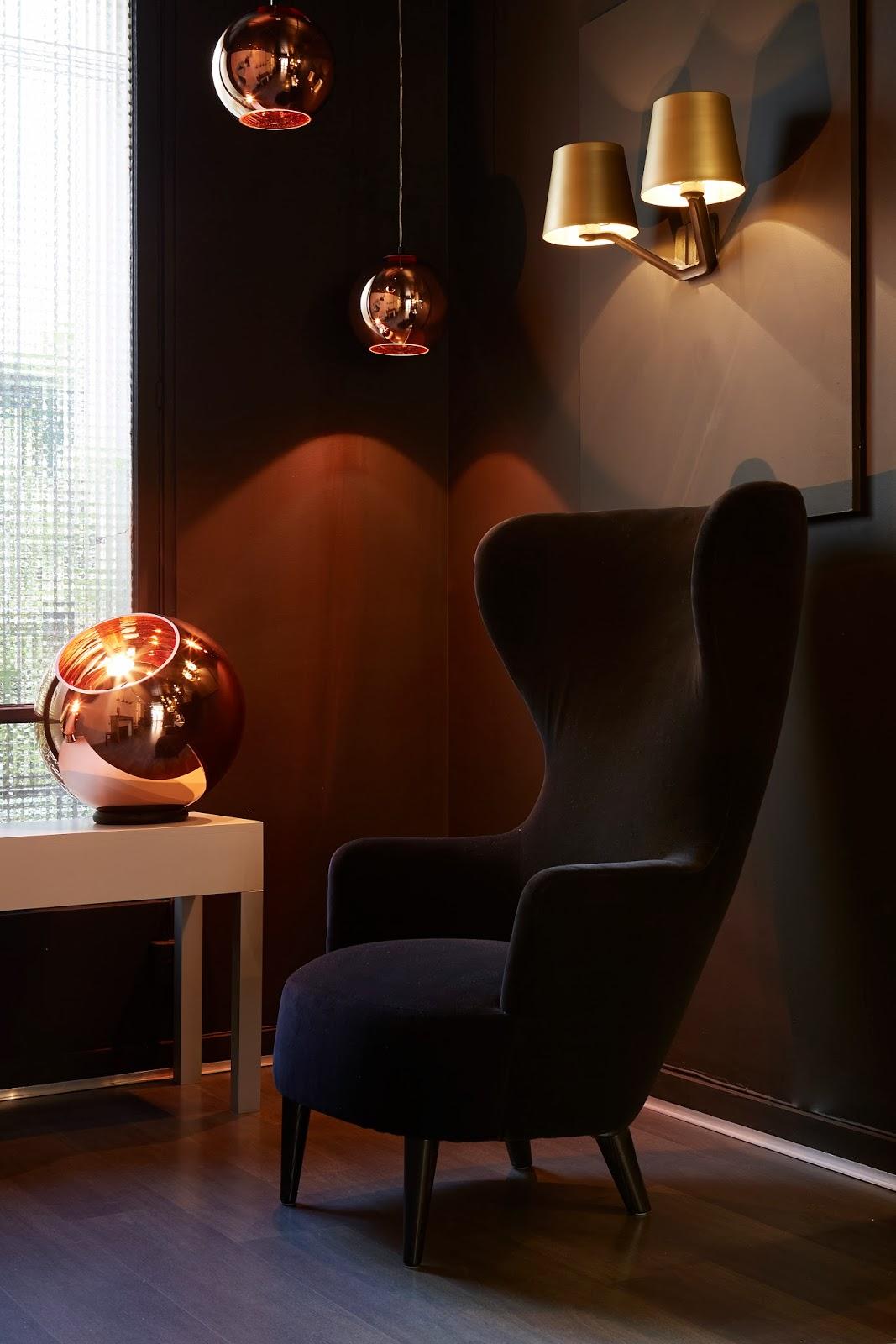 tom dixon les ann es lumi re la tom dixon room paris agence at. Black Bedroom Furniture Sets. Home Design Ideas