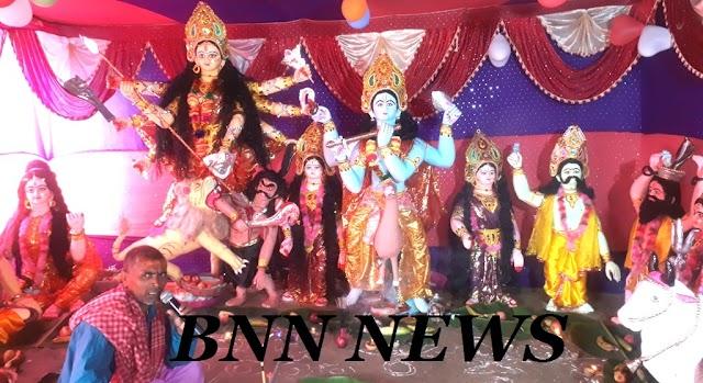 गम्हरिया में 1875 से हो रही कृष्ण जन्मोत्सव