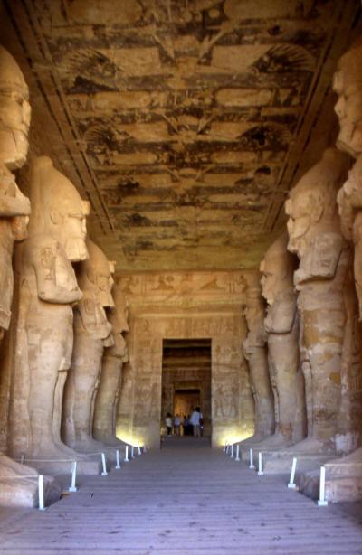 Maravillas Del Mundo Abu Simbel
