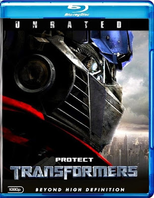 Transformers 2007 Dual Audio BRRip 480p 400Mb x264