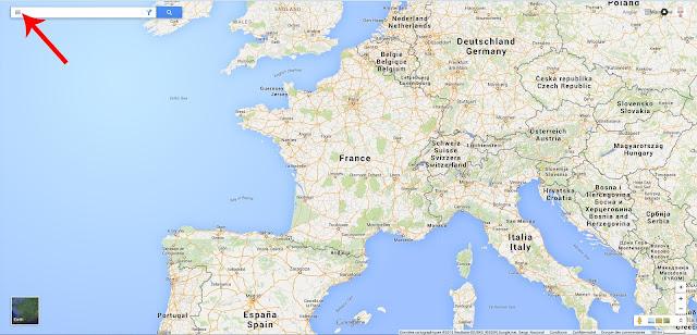 carte personnalisée Google Maps