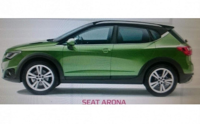 Seat Arona - VW Gol SUV Breeze