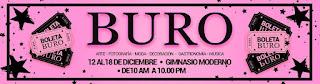 FESTIVAL FERIA de Diseño BURO 2018