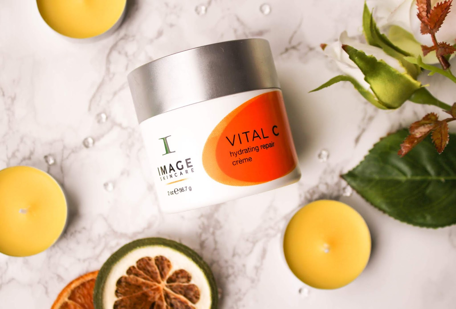 Image Skincare Vital C Hydrating Repair Creme Review