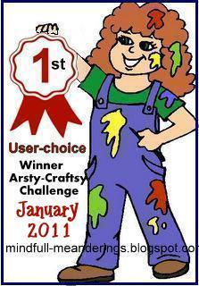 artsy craftsy user choice 1
