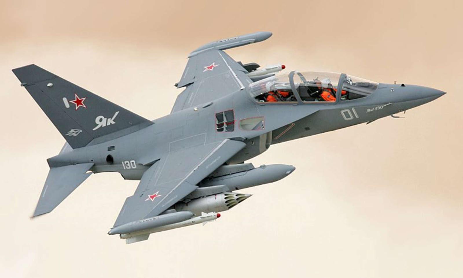 Myanmar menambah Pesawat YAK-130  Rusia
