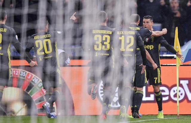 Juventus terpuruk