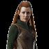 PNG Tauriel (Hobbit)