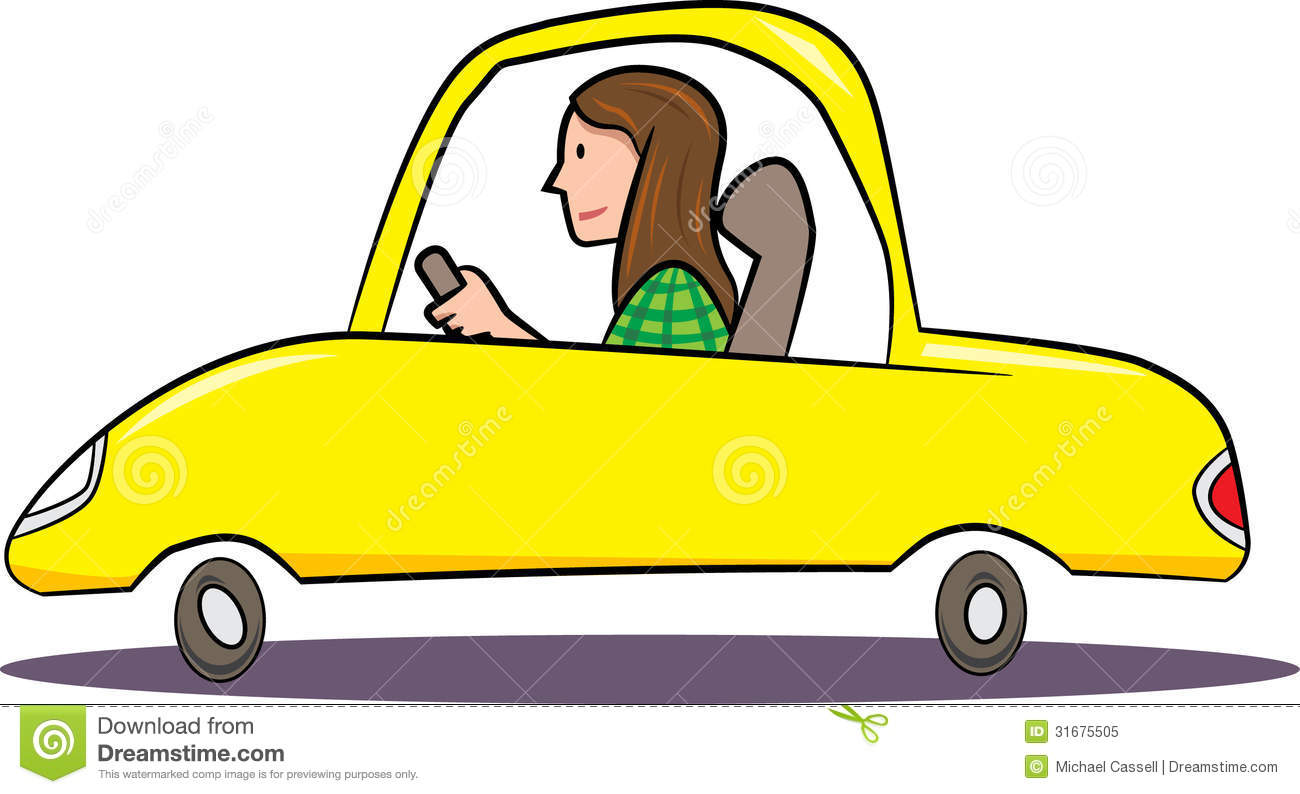 clipart car driving on road - photo #47