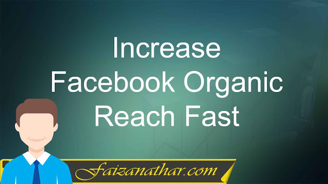Increase Facebook Organic Reach