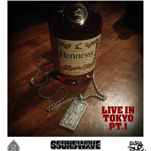 Lord Finesse - Live From Tokyo Pt.1 | Free Mixtape ( Stream und Download )
