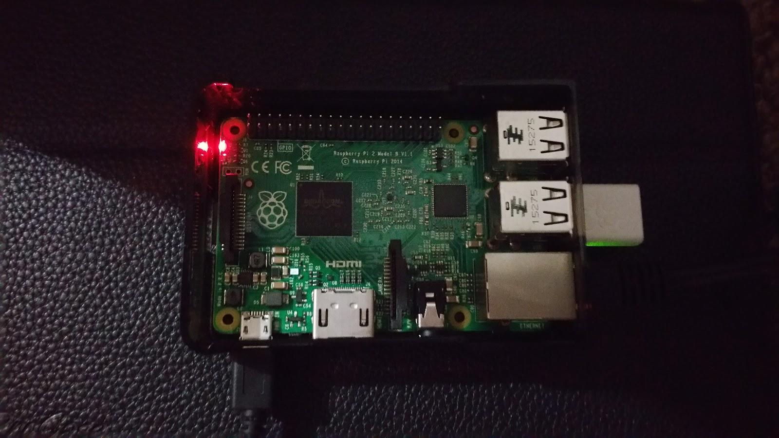 Windows 10 IoT Core on Raspberry Pi 2 - Microsoft Dynamics