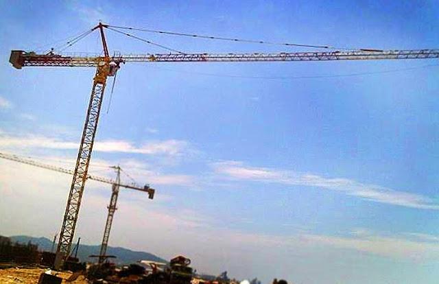 Rental Tower Crane Yang Berkualitas Dari Reycom