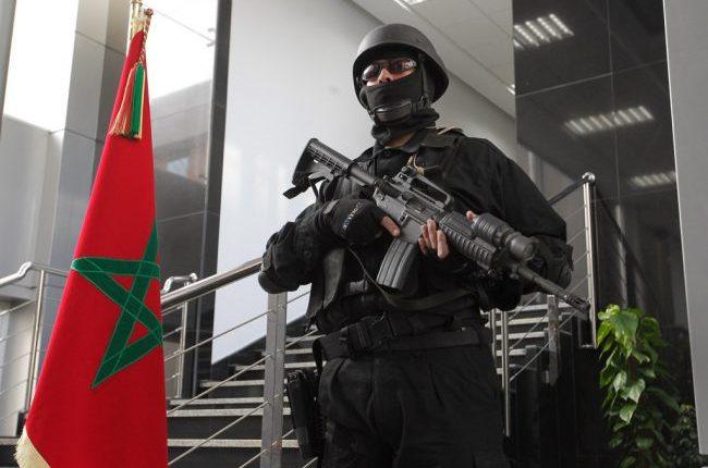"""""""البسيج"""" يوقف ثلاثيني للاشتباه في انتمائه لتنظيم إرهابي بسيدي بنور (+صورة)"""