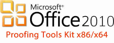 Microsoft Office 2010 Proofing Tools Kit SP2 (x86-x64