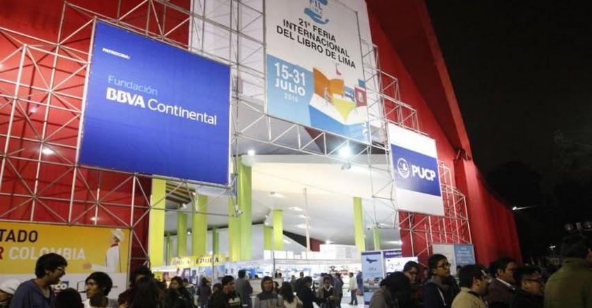 Delegación de más de 30 autores tendrá México en Feria del Libro de Lima 2017