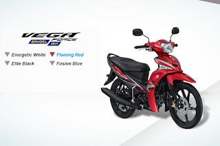 Harga Motor Yamaha Vega Force DB CW FI di Solo