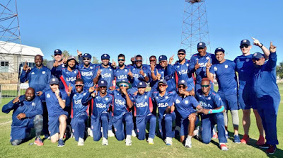 USA Cricket Team has Secured ODI status for the First Time