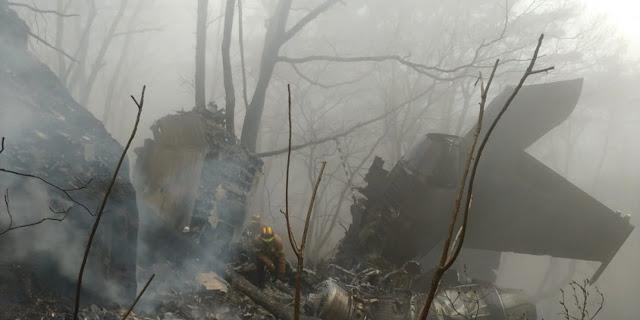 """Không quân Hàn Quốc phủ nhận mối liên quan """"giữa hệ thống Phòng Thủ Phi đạn THAAD và vụ tai nạn F-15K"""""""