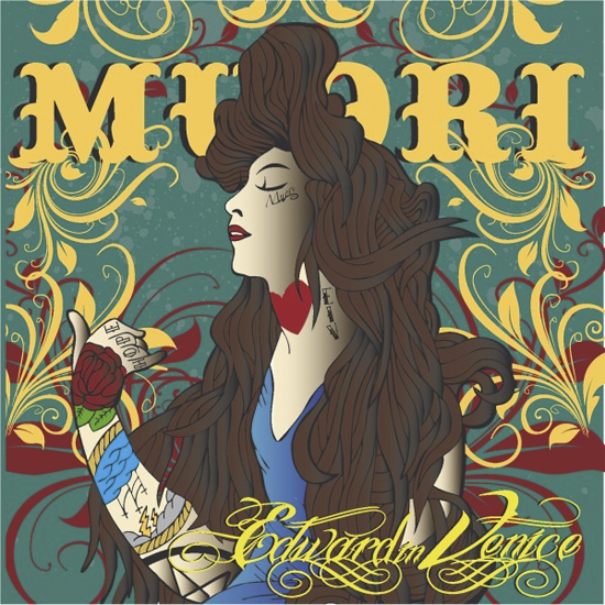 <center>Edward In Venice streaming new album: Muori</center>