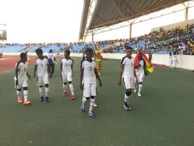 U-20 WWC: Ghana draw France, Netherlands and New Zealand